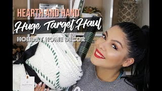 HUGE TARGET HAUL - NEW HEARTH AND HAND W/ MAGNOLIA COLLECTION | Sccastaneda