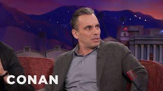 Sebastian Maniscalco's Naked, Couch-Humping Neighbor  - CONAN on TBS thumbnail