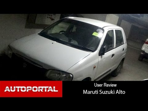 Maruti Alto User Review - 'Supportive Customer Care' - Autoportal