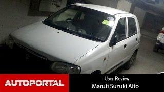 Maruti Alto User Review - 'Supportive Customer Care' - Autoportal