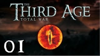 Medieval II: Total War | Third Age 3.2 | Mordor | #01 | Mordor Madness Engage