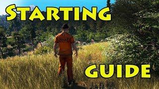 Getting Started Guide, Crafting Meta - Scum