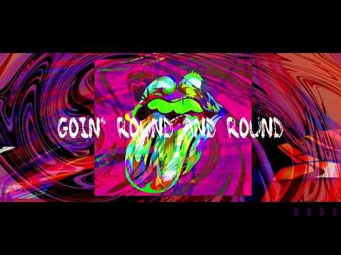 The Rolling Stones - Around and around (Lyrics video)