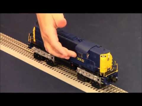 Lionel LEGACY RS-11 Product Overview Video