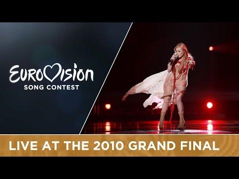 Alyosha - Sweet People (Ukraine) Live 2010 Eurovision Song Contest
