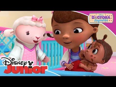 Doctora juguetes momentos m gicos el ba o del beb - Juguetes bano bebe ...