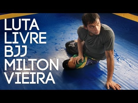 Jiu-Jitsu & Luta Livre in MMA with Milton Vieira || BJJ Hacks