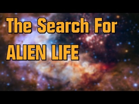 Astronomy Full Dome Presentation - The Search For Alien Life