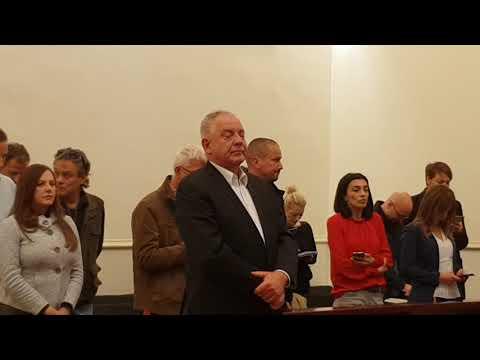 KRIV JE Pogledajte kako je Sanader reagirao nakon što je osuđen za ratno profiterstvo