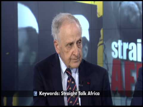 Straight Talk Africa Guest Amb. Herman J. Cohen on ...