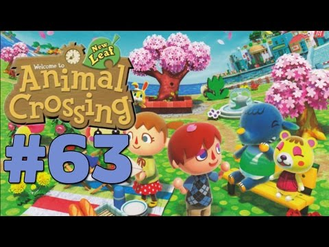 Let's Play Animal Crossing: New Leaf :: #63 :: Cloudy Night (1080p gameplay)