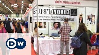 حرية الصحافة ومعرض الكتاب في اسطنبول | الأخبار