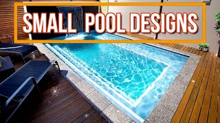 Top 45 Small Swimming Pool Designs Ideas |2020