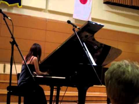 Amano Seri, Charity Concert  for japanese earthquake and nuclear disaster victims