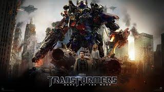 Transformers 3 pelicula completa