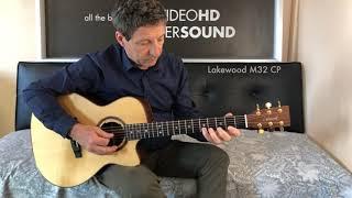 Martin D28 vs Lakewood M32CP