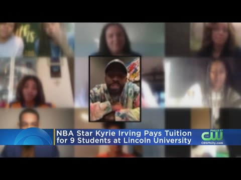 Kyrie-Irving-Pays-Tuition-Of-9-Lincoln-University-Students