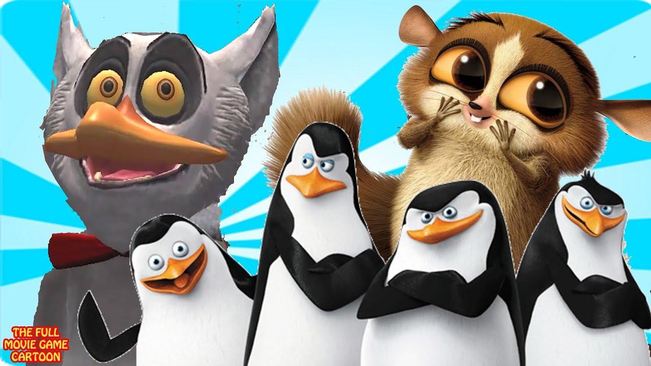 I pinguini di madagascar italiano episodi completo giochi