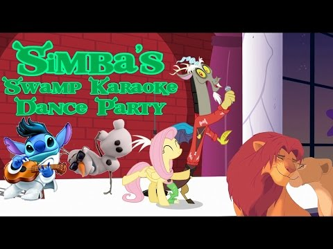 Simba's Swamp Karaoke Dance Party