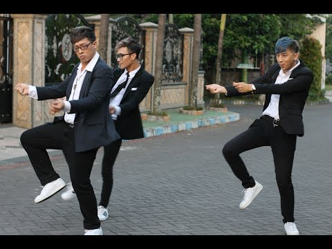 Kkinam - Suit & Tie (DJ Cassidy) Dance  + NEW MEMBER!!
