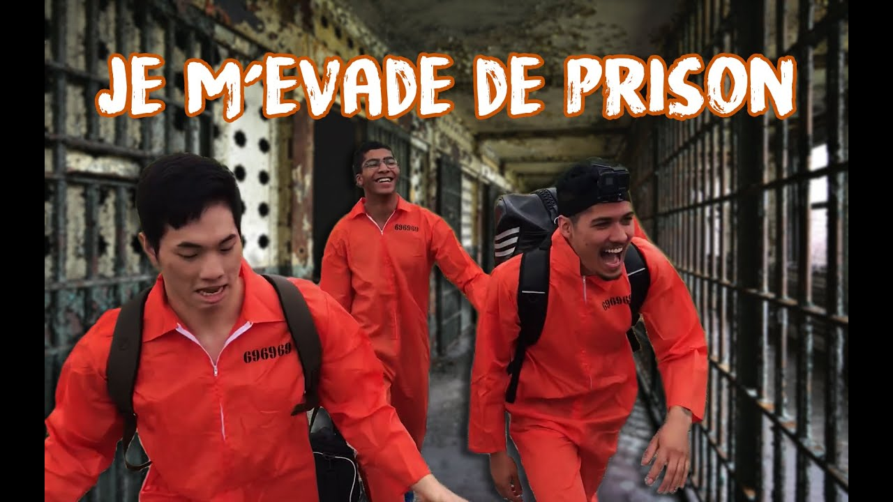 JE M'ÉVADE DE PRISON – SEKAI#2