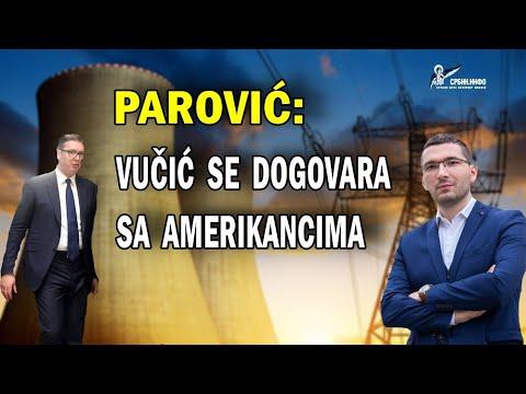 Download Parović: Vučić nudi Amerikancma da grade nuklearke u Srbiji! Jel su zato napadnuti Srbi na Kosovu