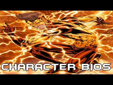 Character Bios: Kid Flash (New 52)