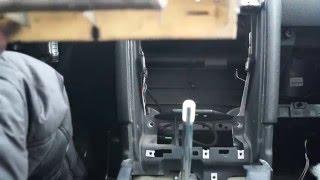 Ремонт заслонки печки Форд Мондео3(, 2016-01-27T13:27:19.000Z)