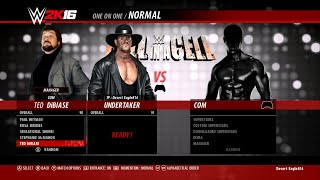 WWE 2K16 Full Roster Including Superstars, Divas and Managers with Overalls!