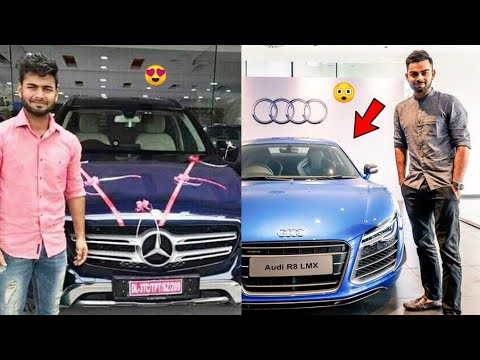 Download INDIAN Cricketer and Their CARS Collection ! ! !