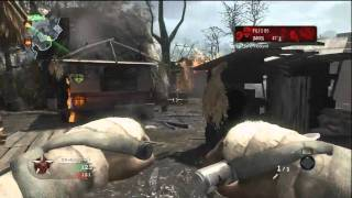 Black Ops 2 Bucks Knife Only (sorta) Attack Dogs