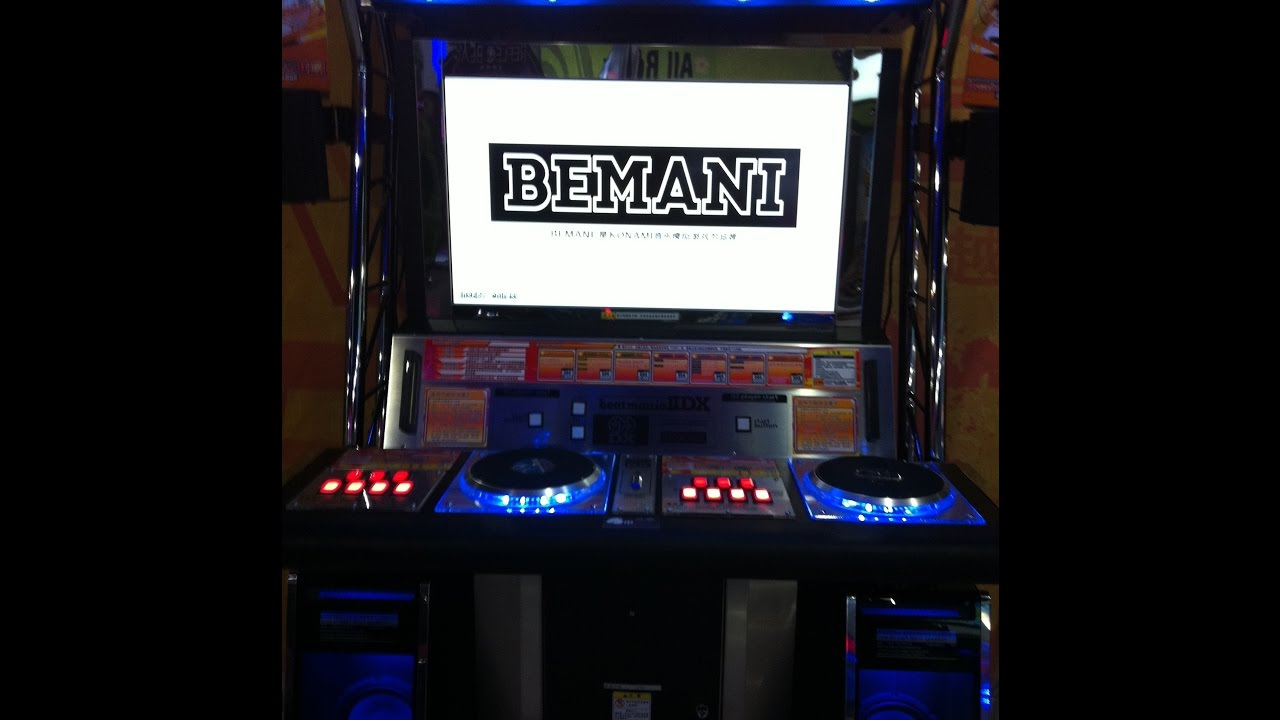 beatmania IIDX ARCADE CUSTOM RELEASE!! ONLY 76 MEGABYTES! win 7 pc ...