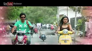 யாரடியோ அழகதன் yaaradiyo song lyrics Jiiva in Gorilla || Tamil Bloom