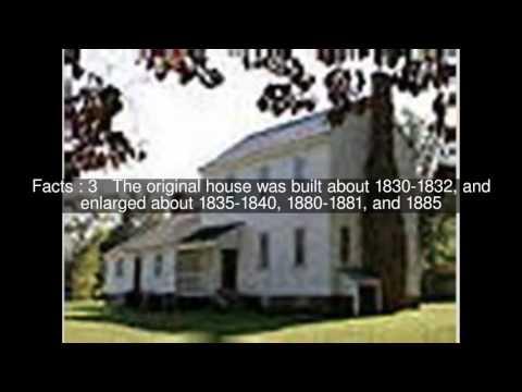 Bracebridge Hall (Tarboro, North Carolina) Top  #5 Facts