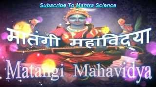 What is Matangi Mahavidya - Significance, Dhyan & Mantra