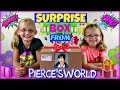 SURPRISE BOX OPENING - Magic Box Toys Collector Collaboration Video with Pierce's World