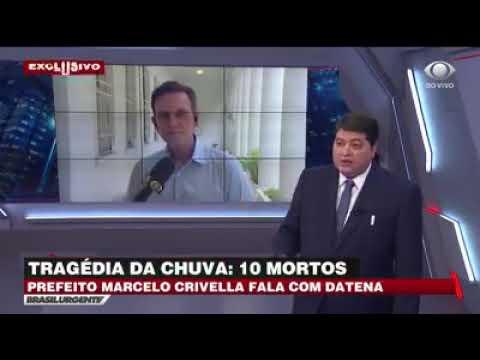 Prefeito Marcelo Crivella e Rede Globo Veja a verdade