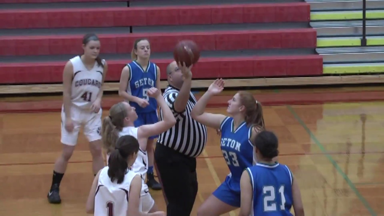 NCCS - Seton Catholic Girls  11-26-16