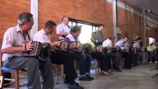 Lustig ist das Zigeuner leben - orquestra de bandoneom em Rio da Luz