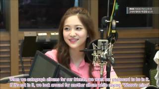 [ENG SUB] 150915 Park Kyunglim's 2PM Date Red Velvet