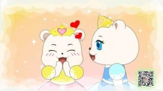 鲁冰花-星天儿歌-Kids Children Song Music MV-Stars Kingdom-儿歌童谣大全