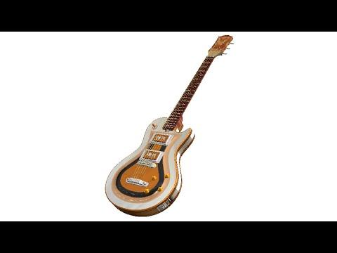 solidworks re tutorial 221 electric guitar complete clip youtube. Black Bedroom Furniture Sets. Home Design Ideas