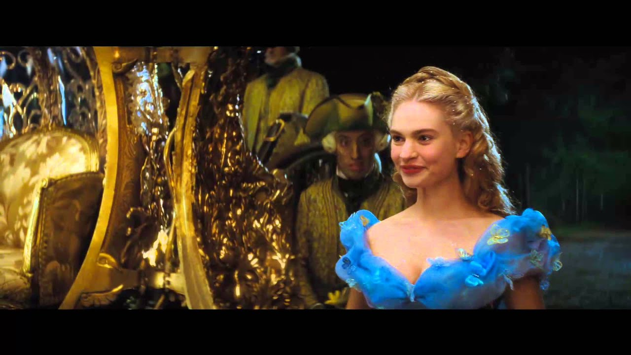 Download Disney's Cinderella Official US Trailer