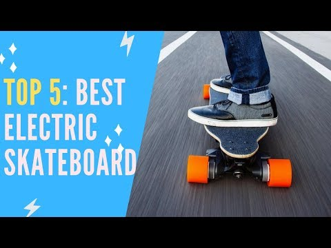 ✅ TOP 5: Best Electric Skateboard You Need to See