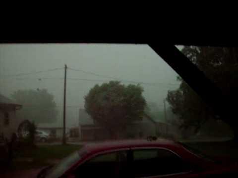 Salem Indiana Storm 6/18/09 Part 2