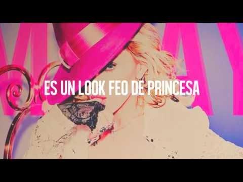 Two Steps Behind Me - Madonna (Subtitulada en Español)♥