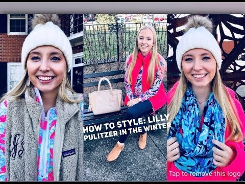HOW TO STYLE: LILLY PULITZER IN THE WINTER