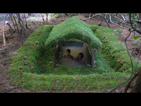 Build Mini Underground Swimming Pool from YouTube · Duration:  14 minutes 4 seconds