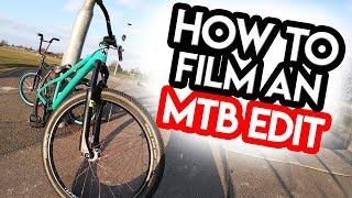 How I Film a BASIC MTB JUMP BIKE EDIT!