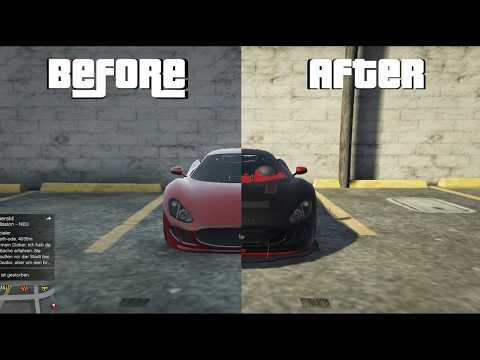Grand Theft Auto | Ocelot XA-21 Customization